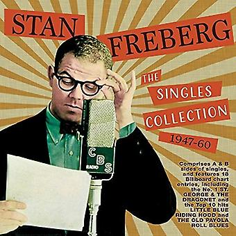 Freberg * Stan - Singles Collection 1947-60 [CD] USA import