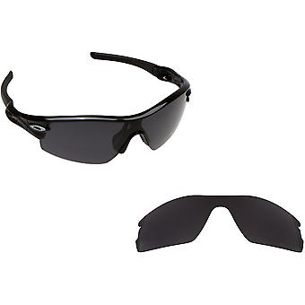 Best SEEK Polarized Replacement Lenses for Oakley RADAR PITCH Black