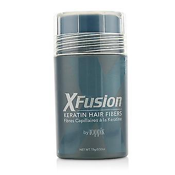 Xfusion Keratin Hair Fibers - # Auburn - 15g/0.53oz