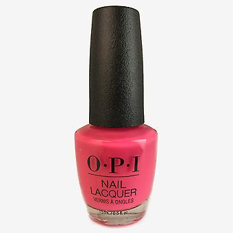 OPI Lacquer-ElePhantastic Pink