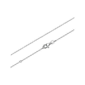 Sterling Silver Necklace With Lobster Clasp Sca010