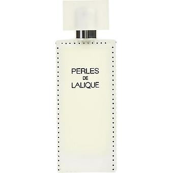 Perles De Lalique By Lalique Eau De Parfum Spray 3.3 Oz *Tester