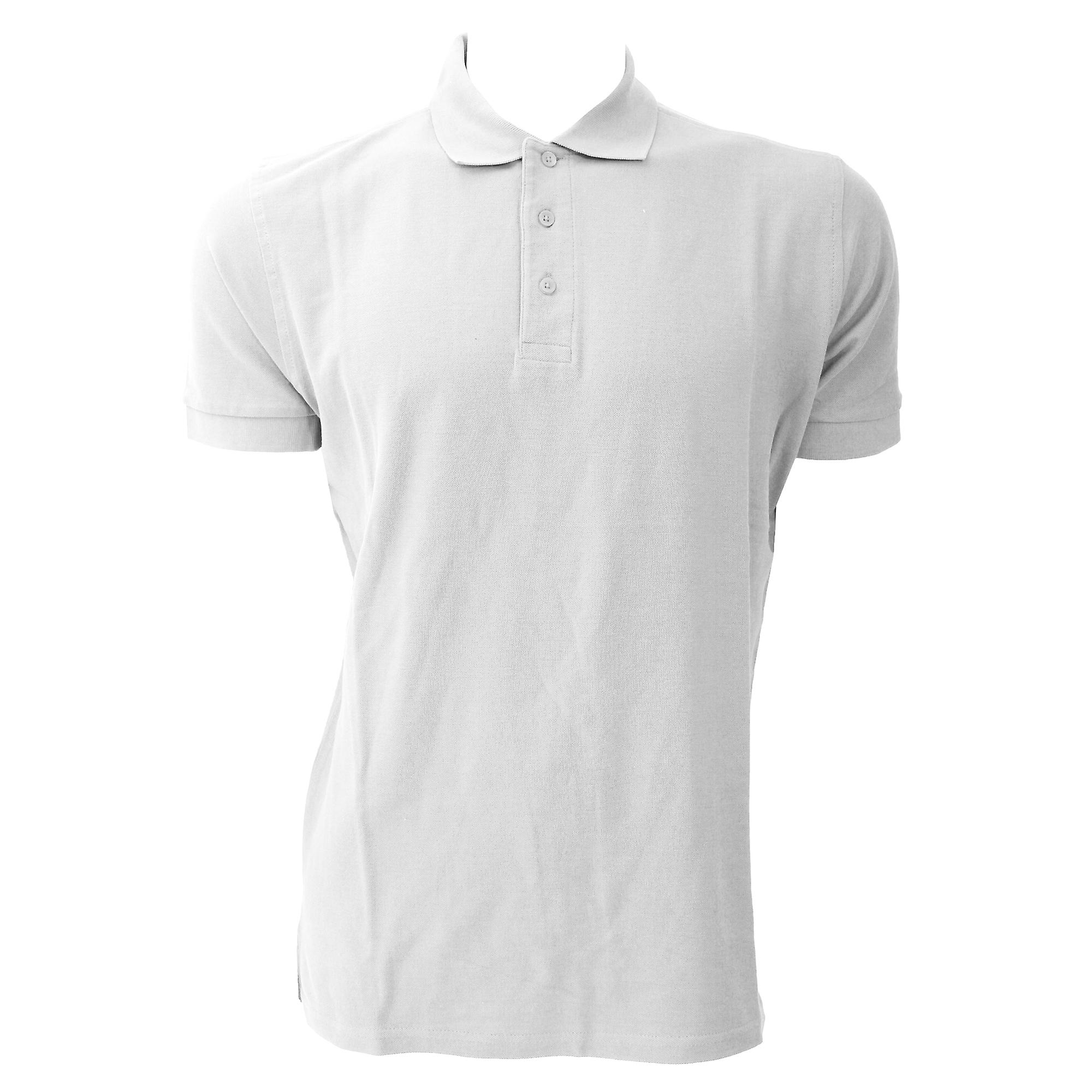 9155c311 Jerzees Colours Mens Ultimate Cotton Short Sleeve Polo Shirt | Fruugo