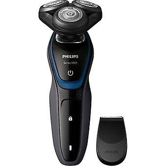 Rotary shaver Philips S5100/06 Shaver Series 5000 Dark grey, Royal-blue