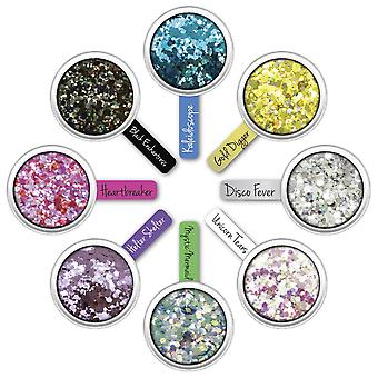 Paintglow Chunky Glitter - 8 Shades available