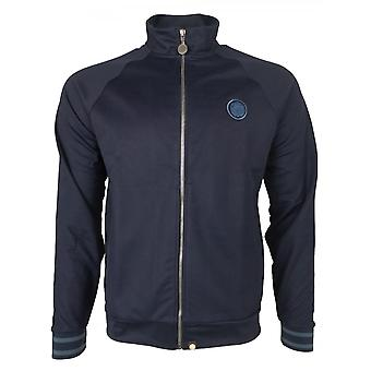 Pretty Green Track Top Zip Through Track Top