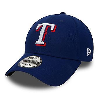 Ny æra 9Forty justerbar kurve Cap ~ Texas Rangers