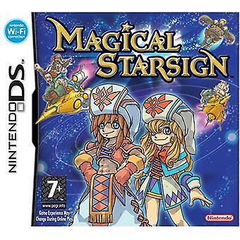 Magiska stjärntecken (Nintendo DS)