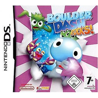 Boulder Dash stenar (Nintendo DS)
