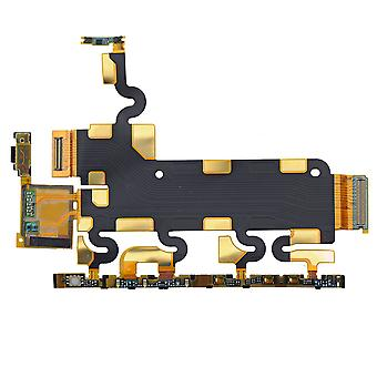 For Sony Xperia Z1 L39h Motherboard Flex Cable - 1270-6401