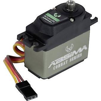 Absima Standard servo ACS1623SG Digital servo Connector system: JR