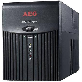 UPS 1200 VA AEG Power Solutions PROTECT alpha 1200