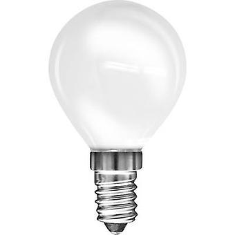 Müller Licht LED E14 gota 2 W = 25 W Warm white (Ø x L) 45 mm x 77 mm EEC: base-congelador a ++ filamento 1 PC