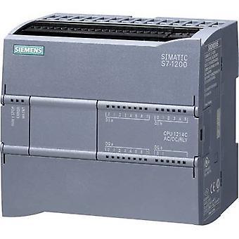 Siemens CPU 1214C AC/DC/RELAIS 6ES7214-1BG31-0XB0 PLC controller 115 V AC, 230 V AC