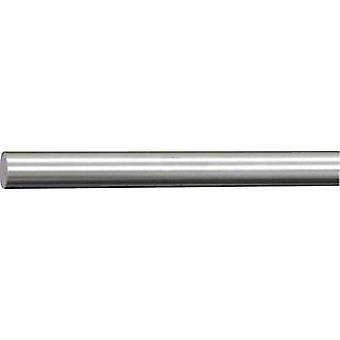 Albero in acciaio argento Reely (Ø x L) 5 x 500 mm