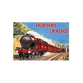 Хорнби поездов стали знак