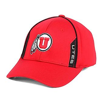 Utah Utes NCAA TOW Kayo Stretch Fitted Hat