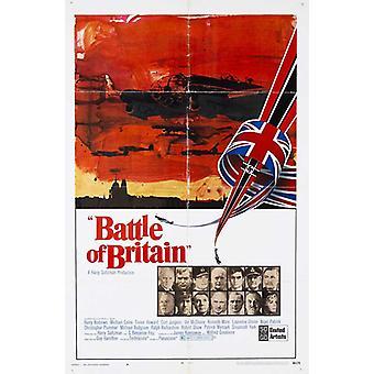 Batalla de Gran Bretaña Movie Poster (11 x 17)