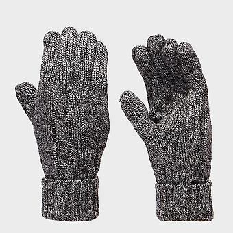 Peter Storm Women's Cable Knitted Gloves