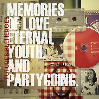 Future Bible Heroes - Memories of Love Eternal Youth & Par [Vinyl] USA import