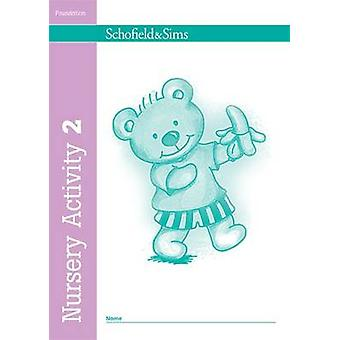 Nursery Activity - Book 2 (New edition) by Kathryn Linaker - 978072170