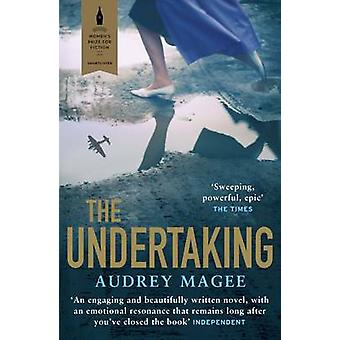 The Undertaking (Main) by Audrey Magee - 9781782391050 Book