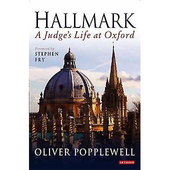 Hallmark - vie un juge de l'à Oxford par Oliver Popplewell - 97818451178