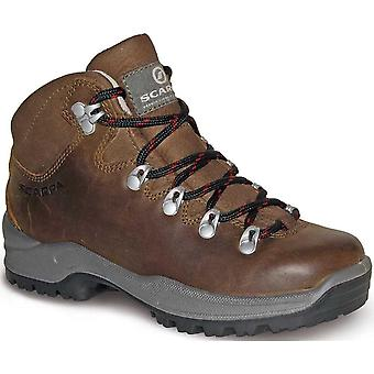 Scarpa Little Terra Kids Walking Boots - Brown