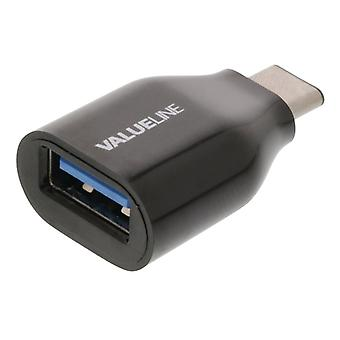 USB 3.0 Adapter-USB male to USB A Female