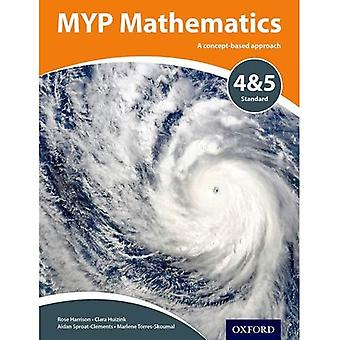 MYP matematyki 4 & 5 Standard (Ib Myp)