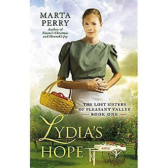 Lydia's Hope: Pleasant Valley Book Eight: The Lost Sisters: Pleasant Valley