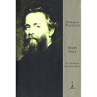 Moby Dick (Modern Library) (Modern Library) [Illustrated]
