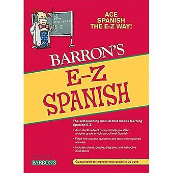 E-Z Spanish (E-Z Series)