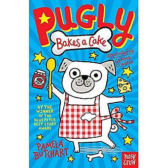 Pugly Bakes a Cake (Pugly)
