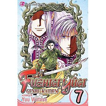 Fushigi Yugi: Genbu Kaiden: v. 7 (Fushigi Yugi (Graphic Novels))