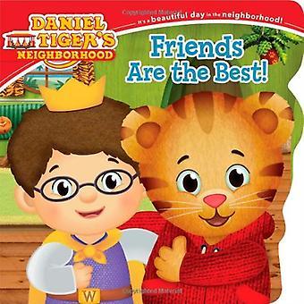Freunde sind die besten! (Daniel Tiger Nachbarschaft)