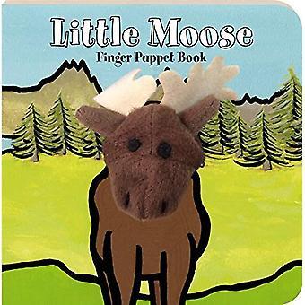Little Moose: Finger Puppet Book (Little Finger Puppet Board Boo) (Little Finger Puppet Board Books)