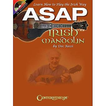 ASAP Irlannin mandoliini - Opi pelaamaan Irlannin Way