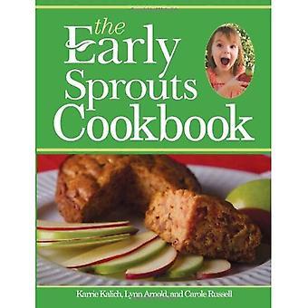 Le livre de recettes de choux de début