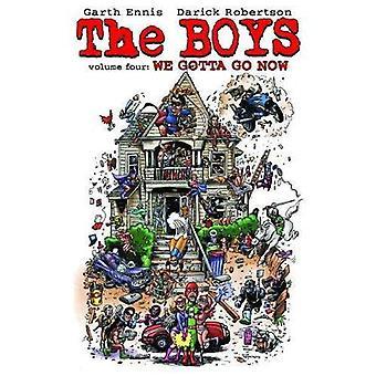 The Boys Volume 4: v. 4