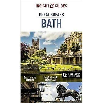 Insight Guides Great Breaks Bath - Insight Great Breaks