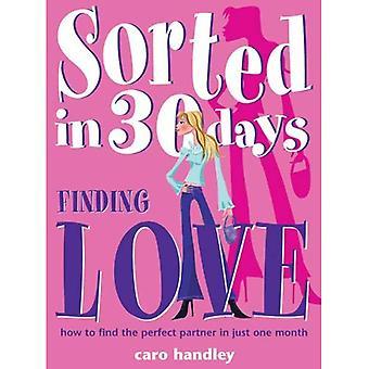 Hitta kärlek (sorterat i 30 dagar)