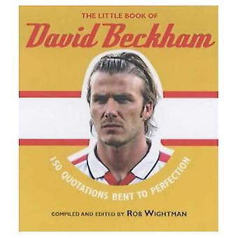 Das kleine Buch von David Beckham (Büchlein)