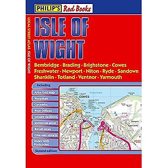 Philip's Red Books Isle of Wight