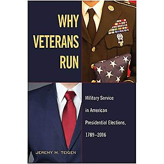 Why Veterans Run: Military Service in American Presidential Elections, 1789-2016