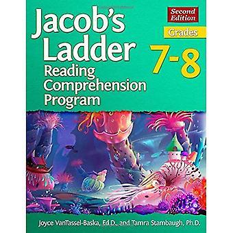 Jacob's Ladder Reading Comprehension Program: Grades 7-8 (2nd Ed.)