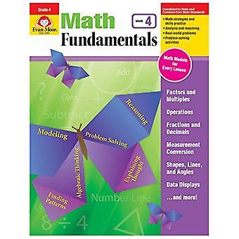 Matematik grundläggande, grad 4 (matematiska grunderna)