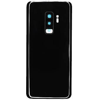 Samsung Galaxy S9 Plus Midnight Black achterste schutblad | iParts4u