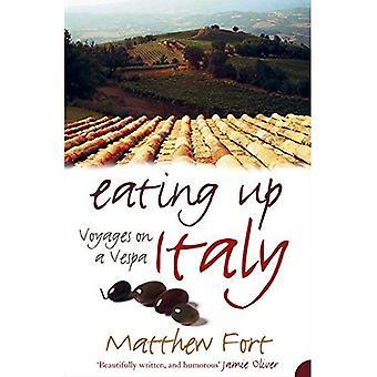 Äter upp Italien: Färder på en Vespa