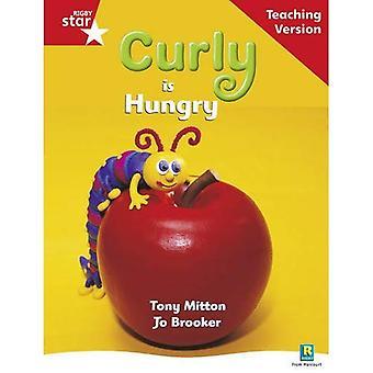 Curly är hungrig: röd nivå (Rigby stjärnigt guidade)